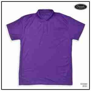 <b>BASIC POLO SHIRT</b> <br>BP001   Purple