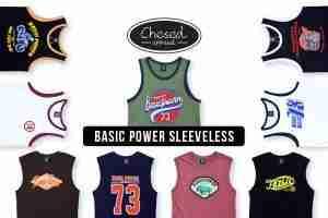Basic Power Sleeveless