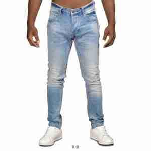 <b>Double M Jeans</b> <br>TK-01 | L. Blue