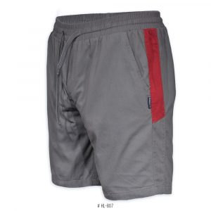 <b>DOUBLE M</b> <br>HL-807 | Grey/Burgundy