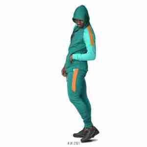 <b>SUN BASIC</b> <br>JK-2101 | Green/Turquoise