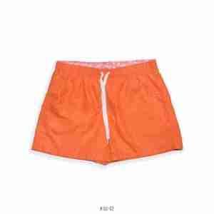 <b>Swim Short</b> <br>SS-02 | Orange