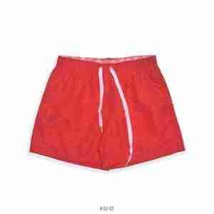 <b>Swim Short</b> <br>SS-02 | Red