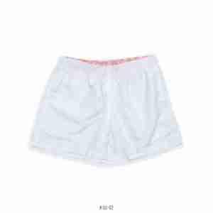 <b>Swim Short</b> <br>SS-02 | White
