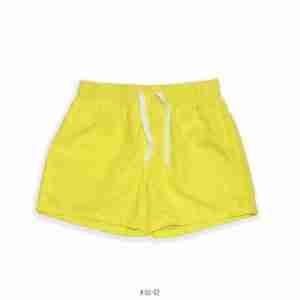 <b>Swim Short</b> <br>SS-02 | Yellow
